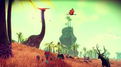 PSA: You can walk even faster in No Man's Sky: It can take a while to get…