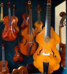 Instruments Baroques de Roman Cedron