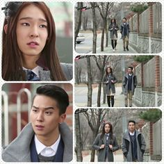 Winner in The Heirs Parody..some of the parts were so cringe worthy but overall it's funny.