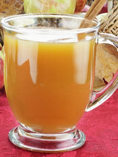 hot buttered rum - 6 Warm Drinks For Cold Weather