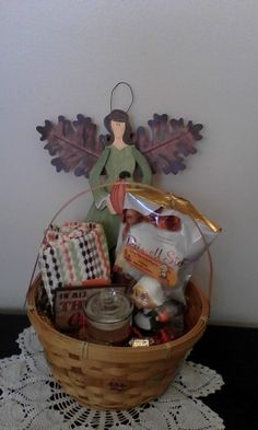 My high school students helped make easter baskets for residents at my high school students helped make easter baskets for residents at a nursing home we often visit kathys homemade gift baskets pinterest high school negle Image collections