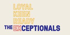 Brand Naming Case Study- The Exeptionals   GW+Co