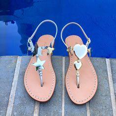 #enjoy #today nel blu dipinto di blu vieni a provare i miei sandali, sono ad Ischia in Via Venanzio Marone 5