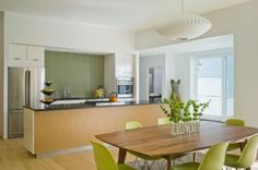contemporary kitchen by TruexCullins Architecture + Interior Design