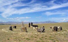 Altai Republic in Russia: a sacred circle