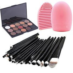 The perfect make up set to get a professional look! Get it at $9.89. Click for more details.