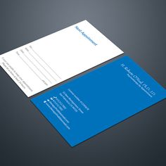 Material design business card for a tech startup by dbdesign land material design business card for a tech startup by dbdesign land page design pinterest material design and business cards reheart Image collections