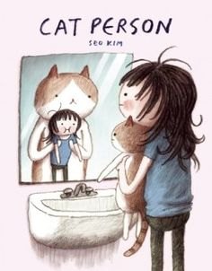 Seo Kim's comics collection Cat Person - What more to say other than we just LOVE cool stuff!