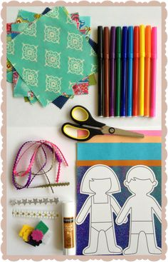 DIY dolls & crafts for kids $12