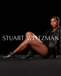 "509 Me gusta, 6 comentarios - STUART WEITZMAN (@stuartweitzman) en Instagram: ""Confident. Comfortable. And totally in your element. SW global spokeswoman @serenawilliams's latest…"""