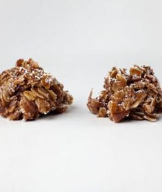 Healthy No-Bake Cocoa Cookies