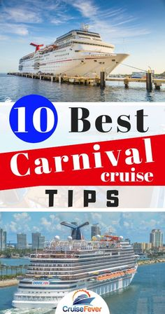 Don't make the most common mistakes on your Carnival cruise, but watch these top 10 tips for cruising with Carnival.  This video walks through our top tips but feel free to add your own as well.#cruisetips #carnivalcruise #carnivaltips #carnivalcruiseline #cruisefever #cruiselife #cruisetravel