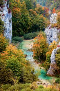 Eastern Europe and the Balkans are full of quaint villages, pristine countryside, autumnal colour and the last of the warm weather before winter falls.  Photo credit: Artur Bogacki / Alamy  #CultureTrip #ForCuriousTravellers #Travel #TravelPlanning #BeautifulPlaces #Autumn #Fall #Europe People Around The World, Around The Worlds, Valley Landscape, Seen, European Destination, City Architecture, Eastern Europe, Beautiful Images, Trip Planning