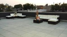 #Rooftop space at Melrose Ballroom #NY #Event