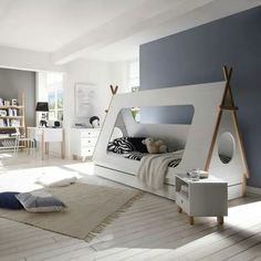 Cool indianer bed