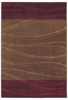 An awe-inspiring Sandbar area rug from the masters at Shaw.. This work of art is a sure-fire attention grabber.