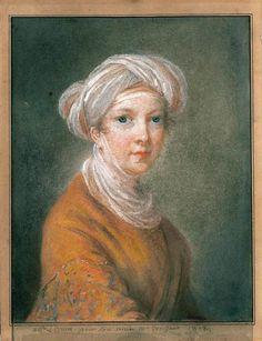 The Athenaeum - Self Portrait Élisabeth Vigée-Lebrun - 1818