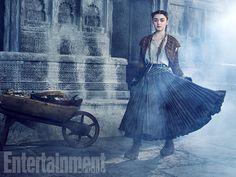 'Game of Thrones' Season 5: EW Cast Portraits   Maisie Williams   EW.com