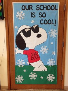 Snoopy - Cool School