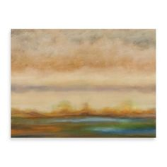 Charlie Sokol-Hohne& Tranquility will place you in a peaceful state of mind with its serene, abstract landscape. The engaging piece is giclee-studio quality and hand-stretched over a real wood frame. It will entrance you with its warm, pleasing colors. Condo Design, Apartment Interior Design, Abstract Canvas Art, Real Wood, Abstract Landscape, Bedding Shop, Home Accessories, Modern, Pictures