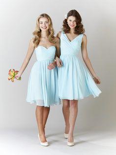 The Wedding Diaries: Bridemaid Dresses