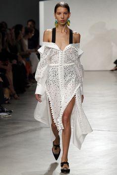 yes plz!Proenza Schouler ready-to-wear spring/summer '16 - Vogue Australia