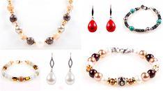 Beaded Bracelets, Jewelry, Fashion, Pearl, Jewellery Making, Moda, Jewels, Fashion Styles, Pearl Bracelets