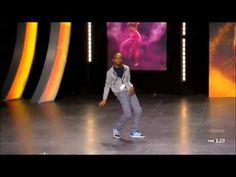 So You Think You Can Dance Season 10 Vegas Week - Fik-Shun's Solo - YouTube