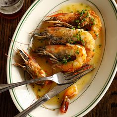 Garlic Prawns #Mashpotato
