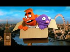 ▶ FLY TO LONDON (Song For Kids ♫) - YouTube use for christmas around the world when we travel to london