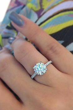 A gemstone solitaire may be the essential diamond engagement ring. Although other diamond engagement ring settings fall and rise in recognition, a solitaire ring is really a classic with constant, … Wedding Rings Simple, Wedding Rings Solitaire, Gold Diamond Wedding Band, Wedding Rings Vintage, Bridal Rings, Wedding Jewelry, Solitaire Diamond, Diamond Rings, Gold Rings
