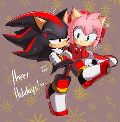 Shadow x Amy by on DeviantArt Shadow And Maria, Shadow And Amy, Sonic And Shadow, Shadow The Hedgehog, Sonic The Hedgehog, Sonic Y Amy, Sonic Boom, Amy Rose, Comic Pictures