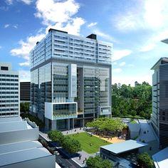 Brisbane Supreme Court and District Court Lend Lease, District Court, Supreme Court, Brisbane, Interior Architecture, Multi Story Building, Australia, Interiors, Projects