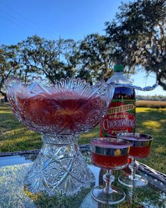 Cheerwine (@drinkcheerwine) • Instagram photos and videos Holiday Punch, Bourbon, Spice Things Up, Spices, Cocktails, Photo And Video, Bottle, Videos, Tableware