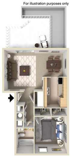 Forest Ridge Apartments in Indianapolis, Indiana - Apartments for ...