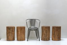 I'm Stumped. Seating Table Stool Etsy:realwoodworks1