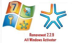 RemoveWAT 2.2.9 Windows 7, 8.1, 8, 10 Activator Download