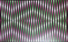 Welcome to my online art gallery. Contemporary Artists, Modern Art, Hard Edge Painting, Green Pattern, Optical Illusions, Thought Provoking, Online Art Gallery, Geometric Shapes, Magenta