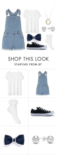 """""""Alice in Tumblrland"""" by lexie-etherington on Polyvore featuring Gap, Dorothy Perkins, Miss Selfridge, Converse and Jewelonfire"""