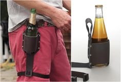 Gotta show this to my brother...now you can carry 1 in each hand and one on your hip... ha!