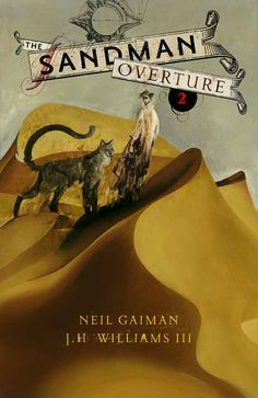 "Exclusive: ""The Sandman: Overture #2"" Dave McKean"