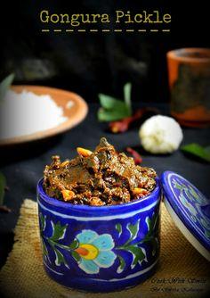 GONGURA PICKLE RECIPE / ANDHRA GONGURA CHUTNEY( PACHADI) / GONGURA THOKKU   #pickle #indianpickle