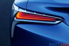 Lexus LC LC 500h LC 500h Coupé Exterior Pilotos 2 puertas