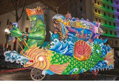 New Orlean's Magazine picks for Carnival's top 25 parades.