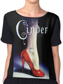 Cinder Chiffon Top