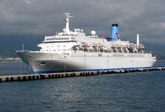 Thomson Cruise Ship Experiences Power Failure
