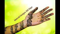 Bangle Henna Designs