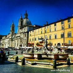 La Grande Bellezza - Piazza Navona #travels #Rome #Roma #travel #viaggi