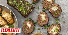 Lihamureke on helppo valmistaa ja se on aina maistuvaa. Avocado Toast, Baked Potato, Food And Drink, Potatoes, Baking, Breakfast, Ethnic Recipes, Morning Coffee, Potato