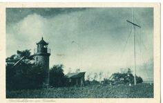 Alte AK Rossitten- der Leuchtturm Ostpreu.